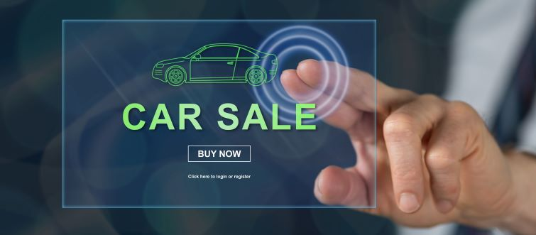 Are online auto sales the way forward for car yards?